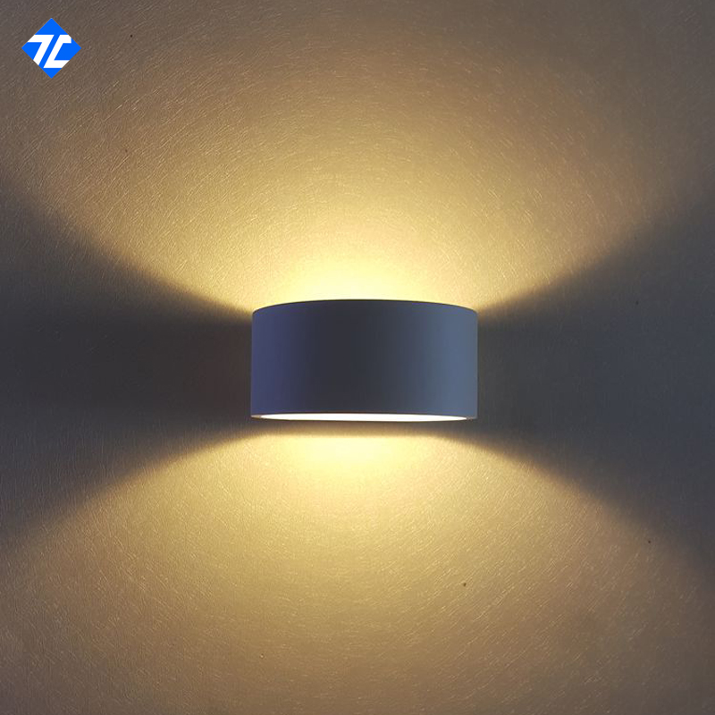 modern simple led wall lamp 5W Up and down wall Sconce ...