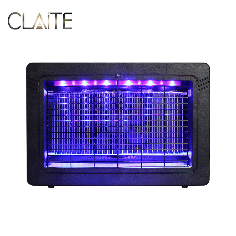 CLAITE 3W/7W 220V Outdoor Electric Shock Mosquito Killer Lamp Indoor Insect Bug Fly Zapper Repellent Energy Saving Mosquito Lamp цена