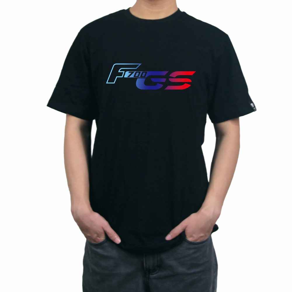 KODASKIN O-cou Coton T-shirt pour F700GS T-shirts Moto Casual MotoGP Racer Tops & T-shirts Hommes de Robe up
