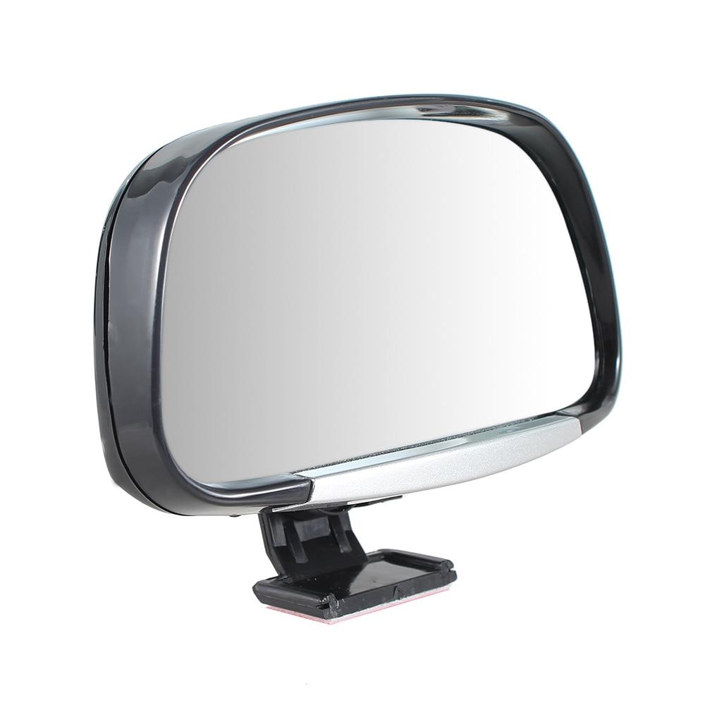 2 stk Køretøj Sort farve Blind spot Spejle Bilsiden bagfra Spejle - Bilreservedele - Foto 3