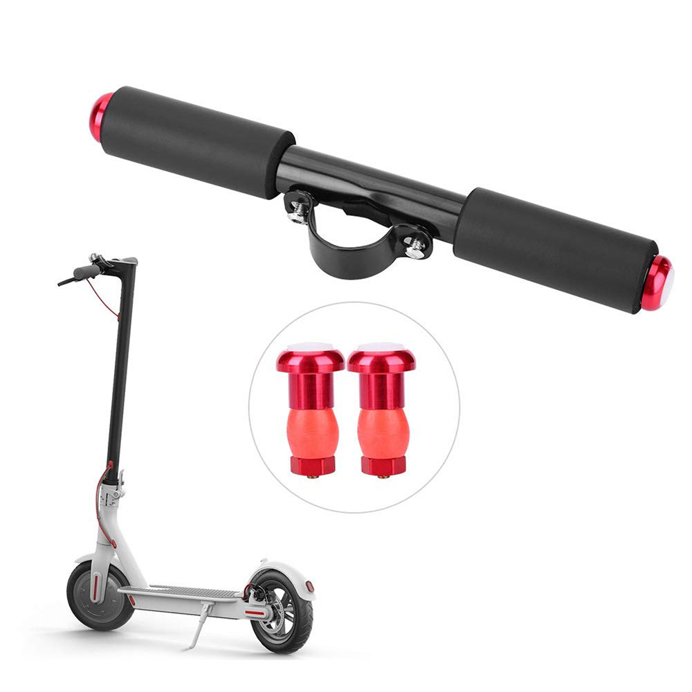 Electric Scooter Grips Handlebar for Xiaomi Mijia M365 M187 Bird Scooter Anti-Rust Durable Kids Handle Bar Scooter Accessories