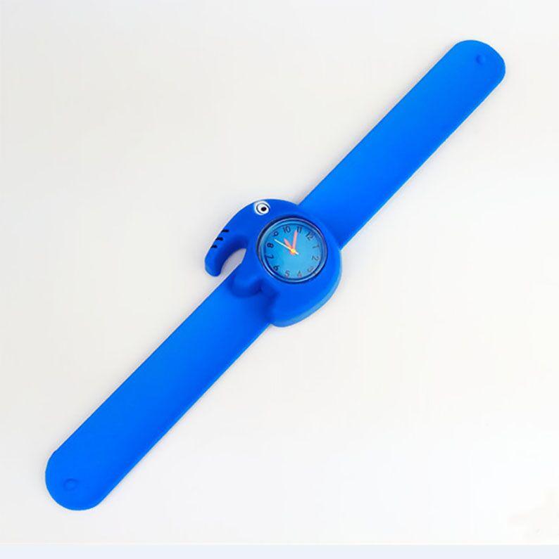 Infantil Cartoon 3D Animal Kids Watches Rubber Quartz Children's Watches For Girls Boys Cute Clock Reloj Relogio Montre Watches