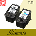 PG510 CL511 Compatible ink cartridge PG 510 CL 511 for Canon Pixma IP2700 MP240 MP250 MP260 MP270 MP280 MP480 printer 510and 511