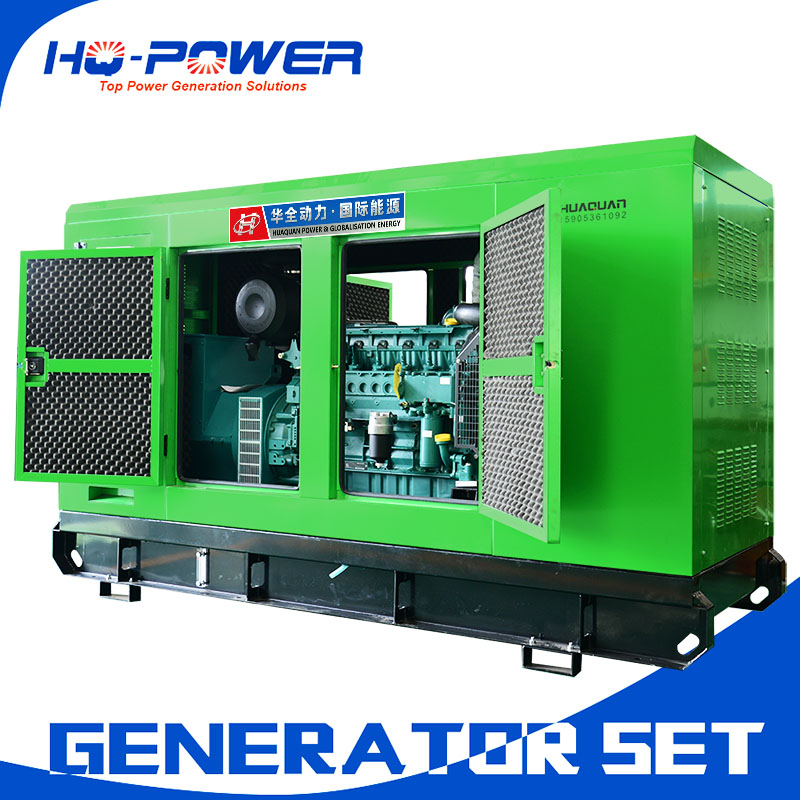 120kw permanent magnet silent generator for home use well selling philippines