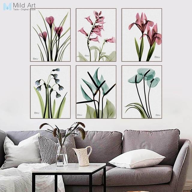 Aliexpress.com : Buy Beautiful Transparent X Ray Flower Floral ...