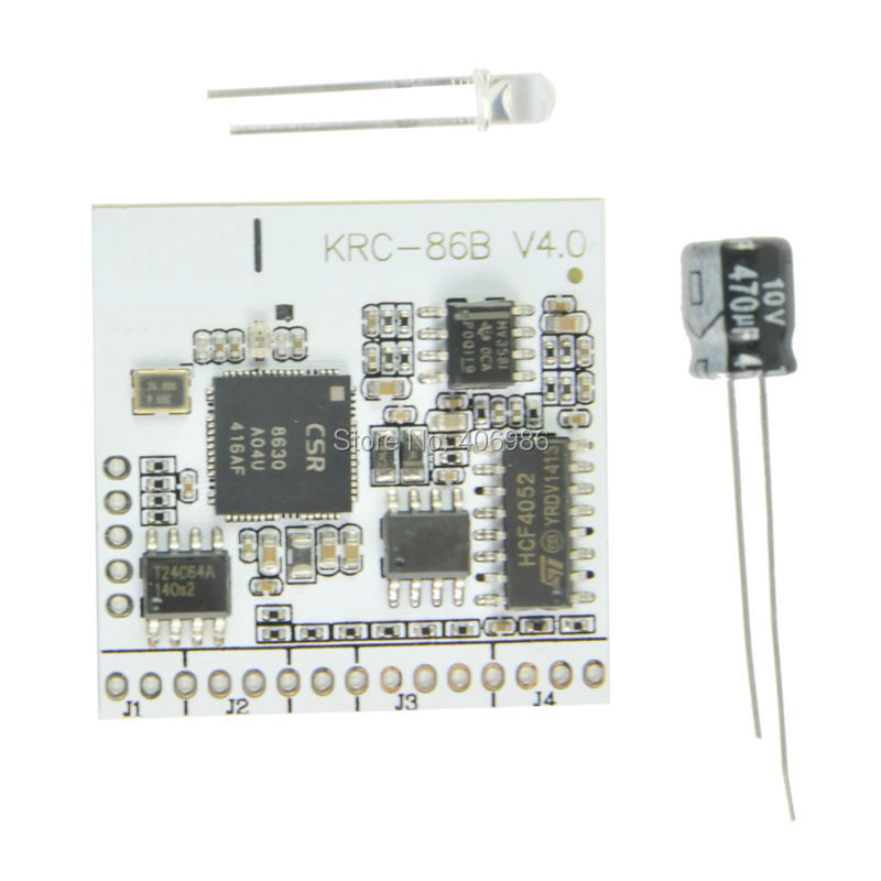 Bluetooth Stereo Audio Rreceiver Board Modification Wireless Speaker Amplifier Module KRC 86B V4 0 amplifier module picture more detailed picture about bluetooth  at soozxer.org