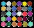 30 Color de La Mezcla de Sombra de Ojos Sombra de Ojos En Polvo de Maquillaje Cosméticos Artista Salon Set