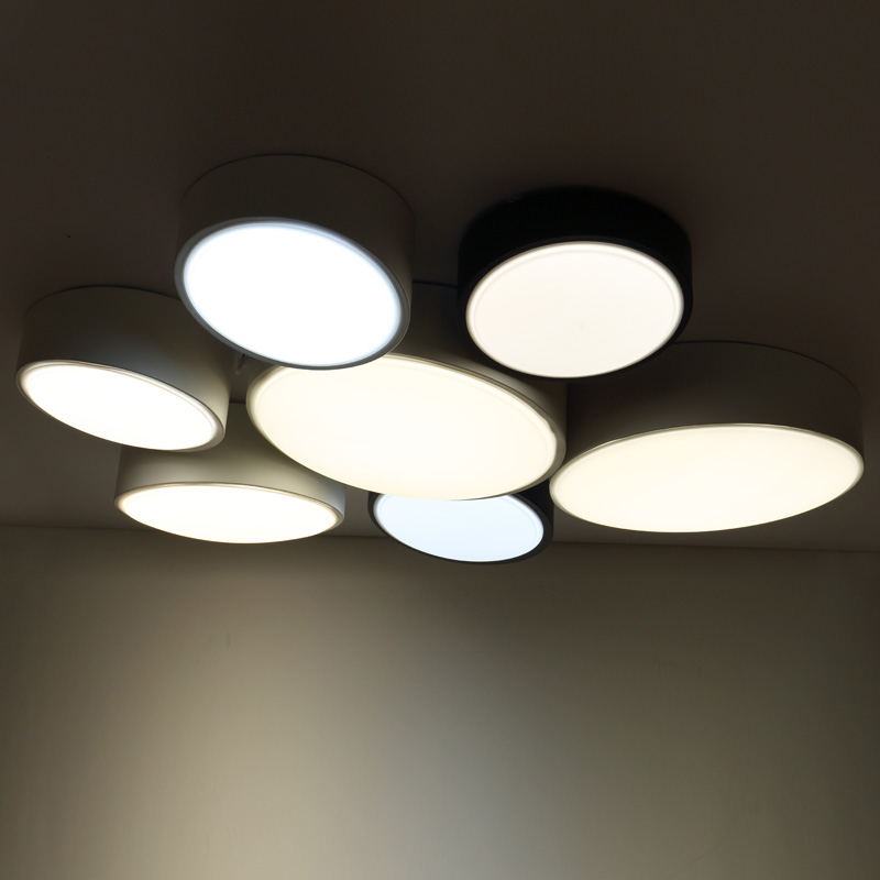 Modern led ceiling chandelier lights for living room bedroom balcony corridor ceiling chandelier light lamp lamparas de techo