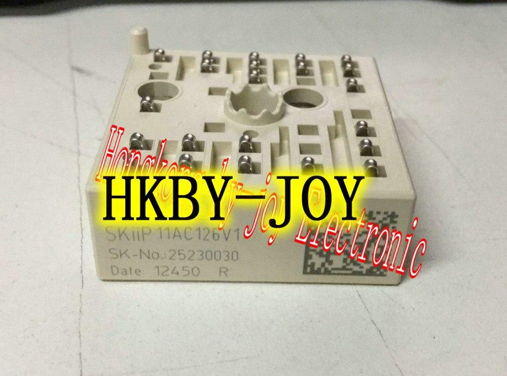 SKIIP11AC126V1  SK NO: 25230030   IGBT Module freeshipping new skiip82ac12it46 skiip 82ac12it46 igbt module