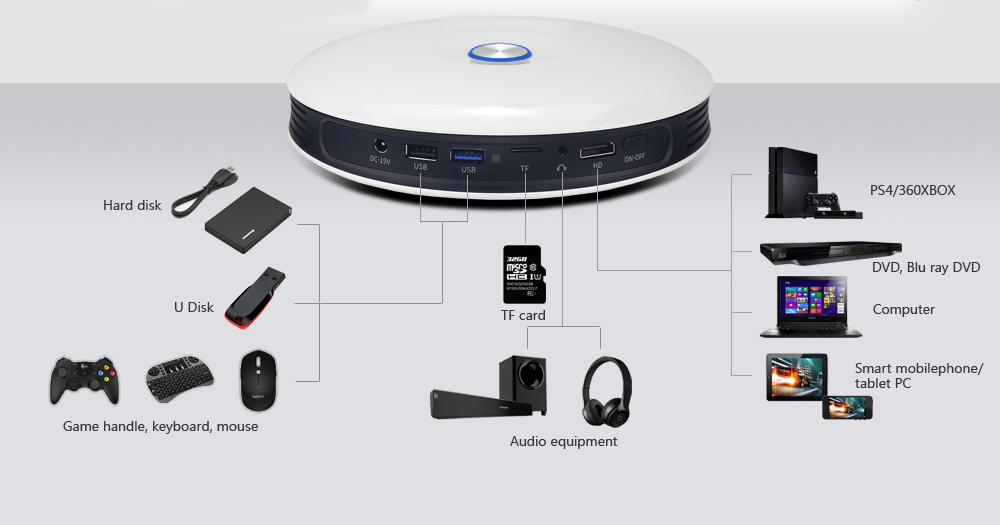 T08 Mini projector  (7)