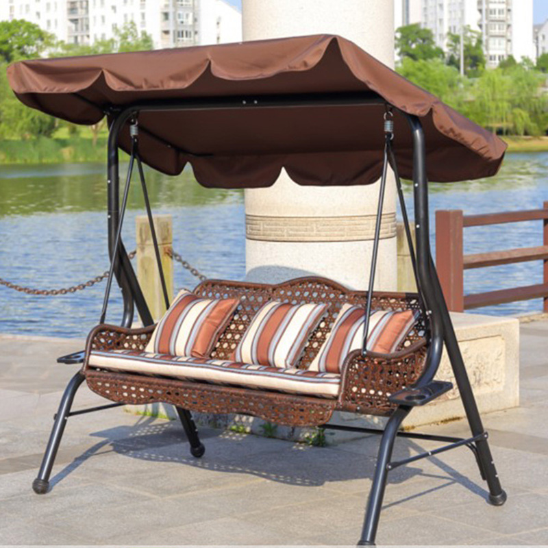 2018 arden Bench Park Yard Outdoor Furniture Cast aluminum Frame Porch Chair Two people who Three people