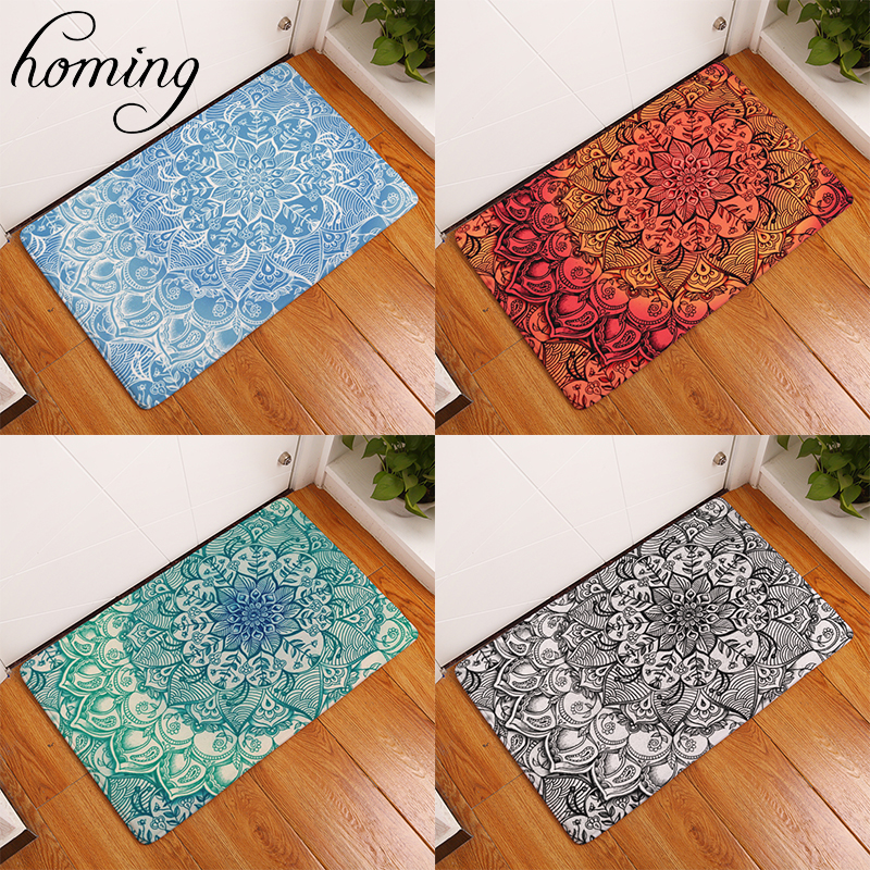 Homing Durable Commercial Door Mats Light Flannel Indian