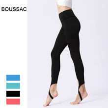 Women Yoga Pants Casual High Rise Crisscross Stirrup Leggings  Solid Long Skinny Tights Gym Sport Training Fitness Pants Trouser levis 721 vintage high rise skinny