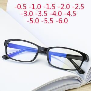 74a32933f3 BINSYSU Prescription Women Men Finished Myopia Glasses