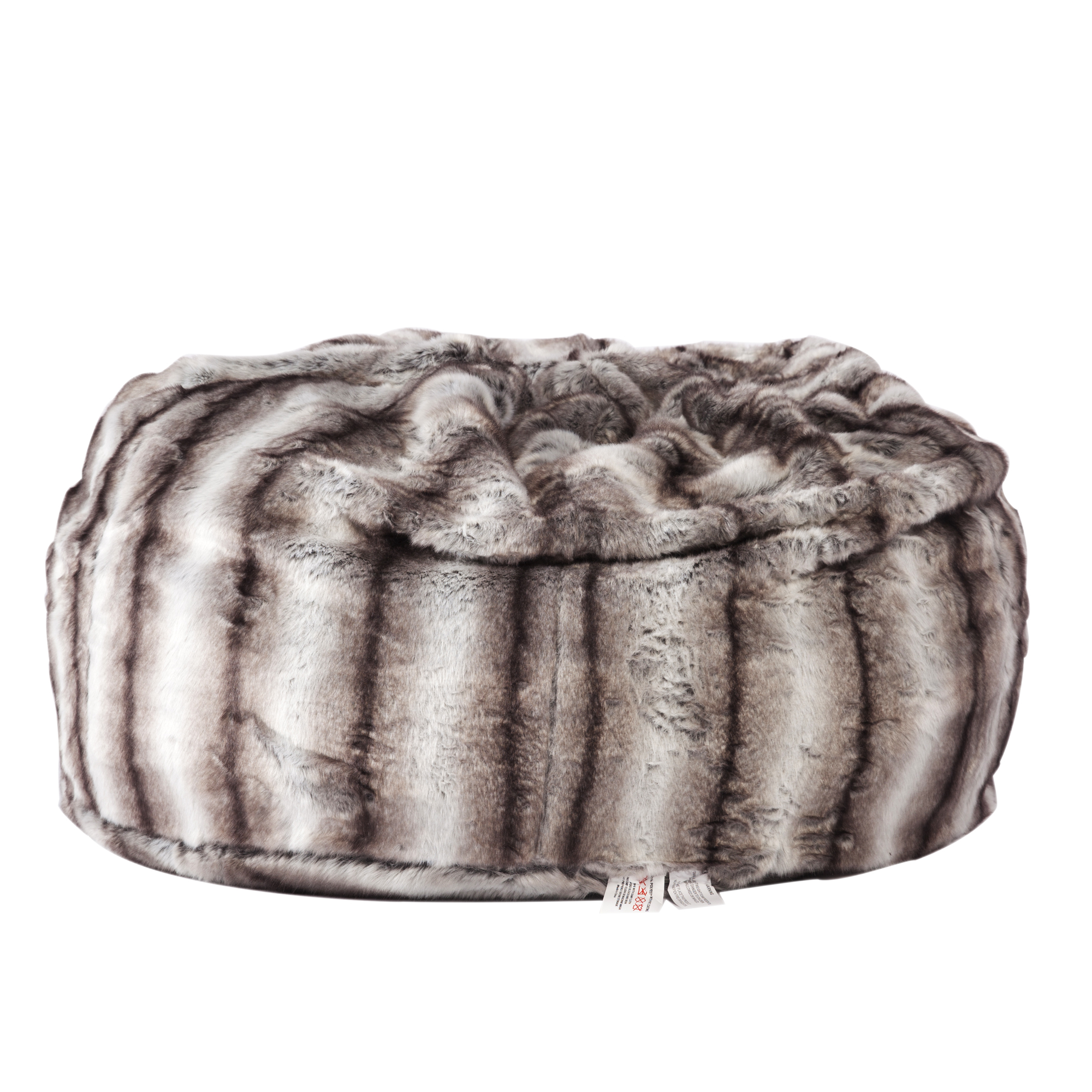 Super Us 106 99 Faux Fur Bean Bag Chair Luxury And Comfy Big Beanless Bag Chairs Plush Furry Chair Soft Sofa Lounger For Adults And Kids Sponge In Cushion Machost Co Dining Chair Design Ideas Machostcouk