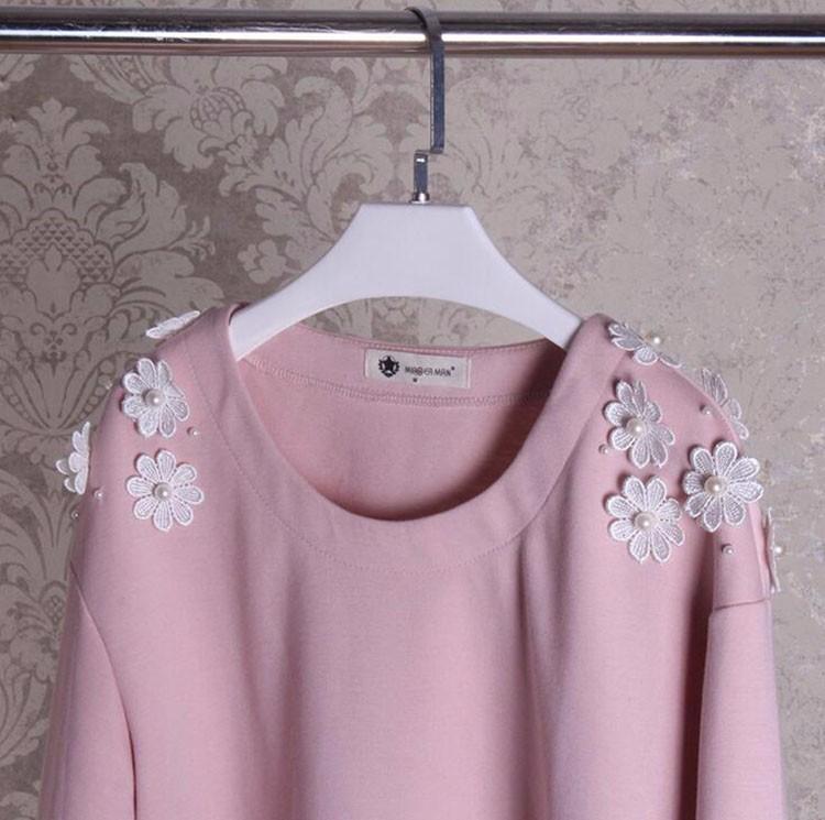 40 X Adulte Rose Cintres Cintre Cintre Fort Plastique Vêtements Robe