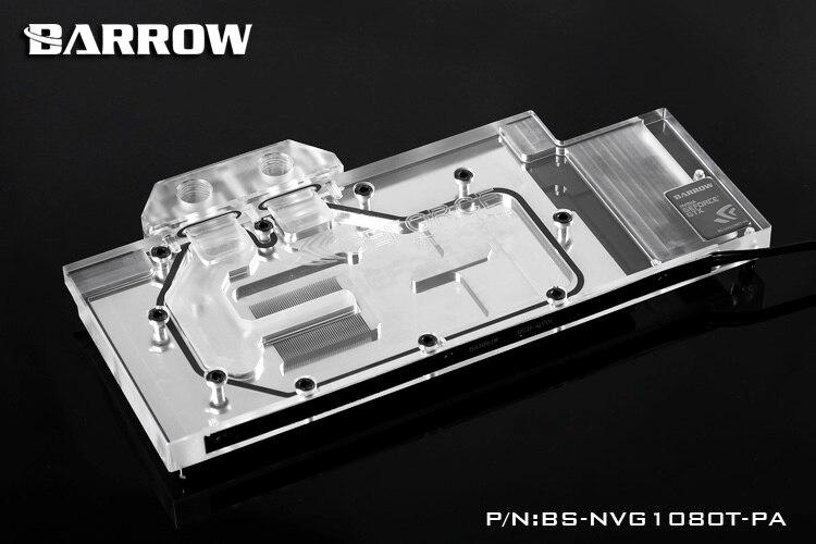 Барроу БС-NVG1080T-ПА блок для учредителей GTX1080Ti Титан х 1080 1070