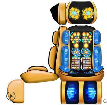 Masaż odcinka szyjnego urządzenie podkładka do masażu całego ciała poduszka wielofunkcyjny fotel do masażu domowego tanie i dobre opinie HANRIVER 8 a and above multiple-order tower infrared mechanical malaxation shiatsu massotherapy