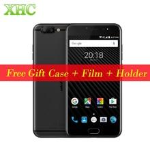 Ulefone T1 6 GB + 64 GB Smartphone Double Retour Caméras 5.5 pouce Android 7.0 MTK Octa Core 2.6 GHz OTG 4G LTE Dual SIM Mobile Téléphone