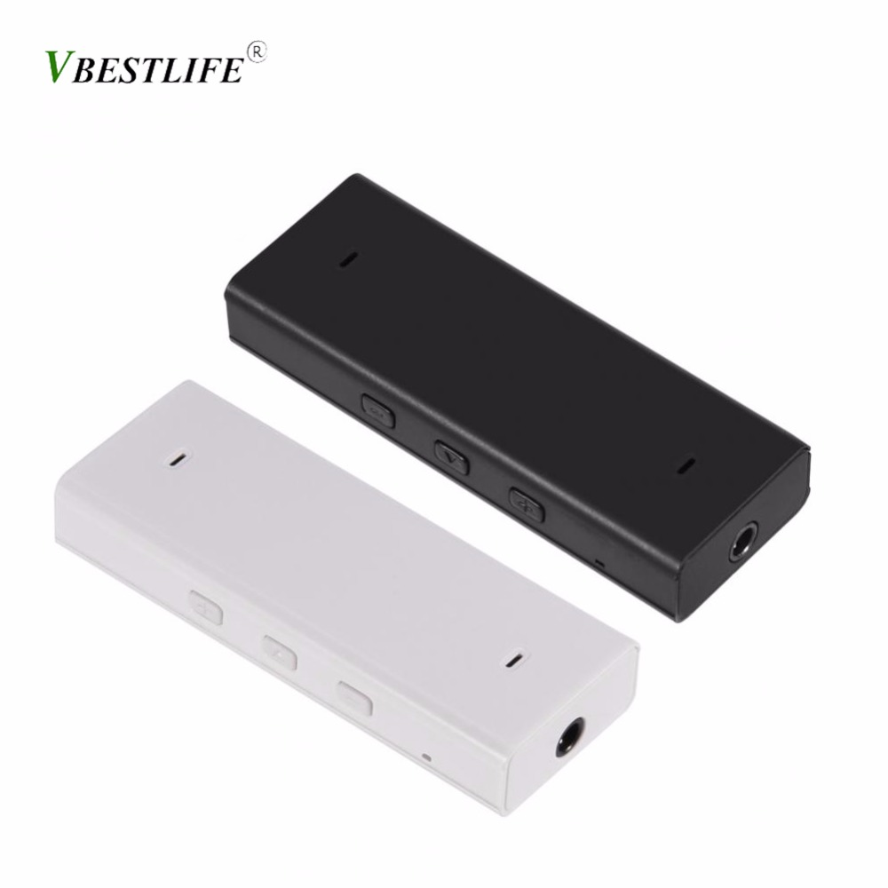 VBESTLIFE R11 <font><b>Bluetooth</b></font> Headphone Amplifier Mini Portable Wireless HIFI CH2.0 Differential Earphone Amplifier <font><b>Audio</b></font> <font><b>Receiver</b></font> AMP