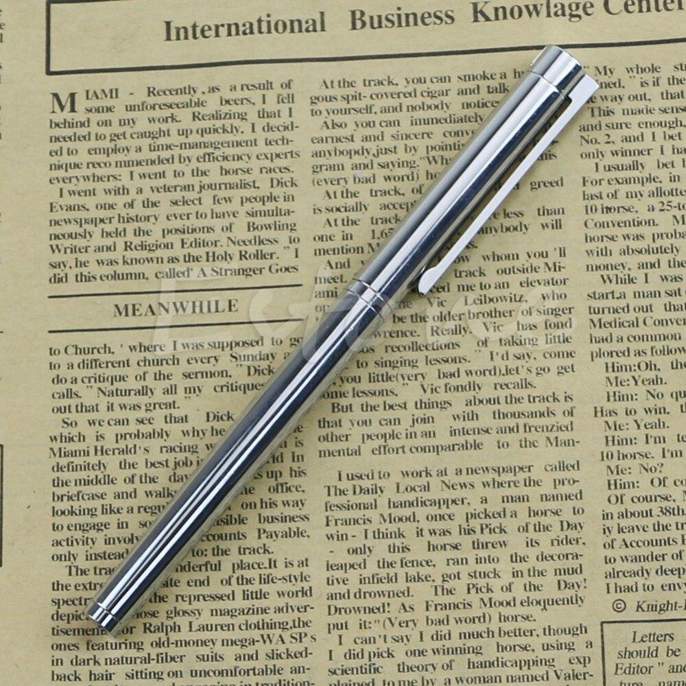 5X JINHAO Medium Nib Screw Roller Ball Point Pen Refill Black Ink Quantity:1 MO