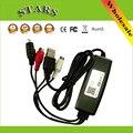 USB AV Grabber S-Video Композитный Видеоадаптер Захват Рекордер с Аудио для Windows, Оптовая Бесплатная Доставка Dropshipping