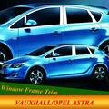 Para Vauxhall Opel Astra J 2010-2014 Pilar Central de Aço Inoxidável Moldura Da Janela De Moldagem Guarnição Protector Styling Acessórios Do Carro