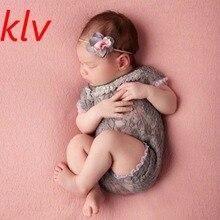 Кружевные Комбинезоны из тюля с вышивкой для новорожденных девочек; детские шаровары; реквизит для фотосессии; новые детские комбинезоны