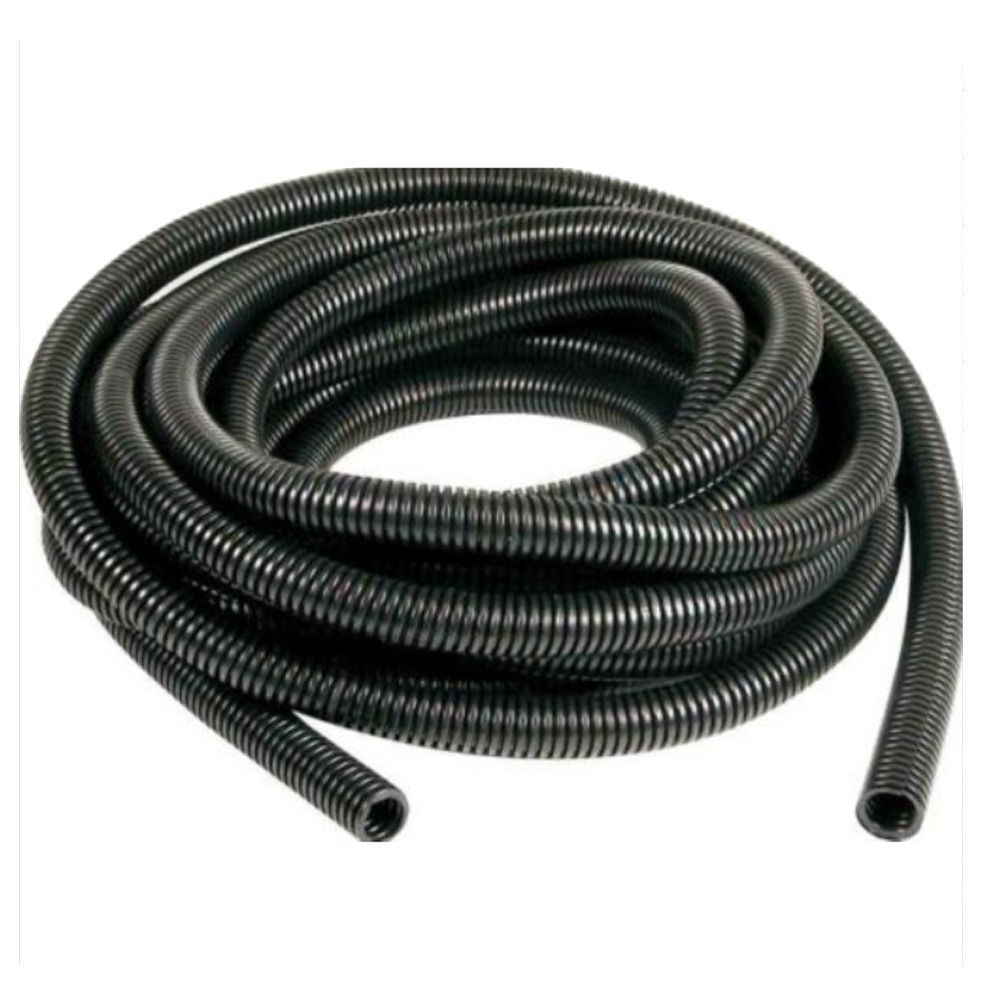 """New Cheap 20'Length 1/2"""" Width Flexible Tubing Wire Conduit Hoe Cover Car  -in Cable Sleeves from Home Improvement on Aliexpress.com 