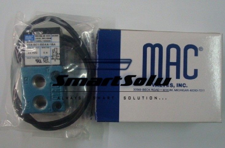 ФОТО 1pcs/lot, free shipping, MAC valve,45A-BA1-DABA-1BA  , High frequency solenoid,  1/8NPT, AC220V