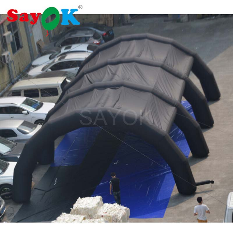 12x8x4mH Large Inflatable Event Tent Inflatable Exhibition Structure Arch Tent for Party, Advertising, Promotion12x8x4mH Large Inflatable Event Tent Inflatable Exhibition Structure Arch Tent for Party, Advertising, Promotion