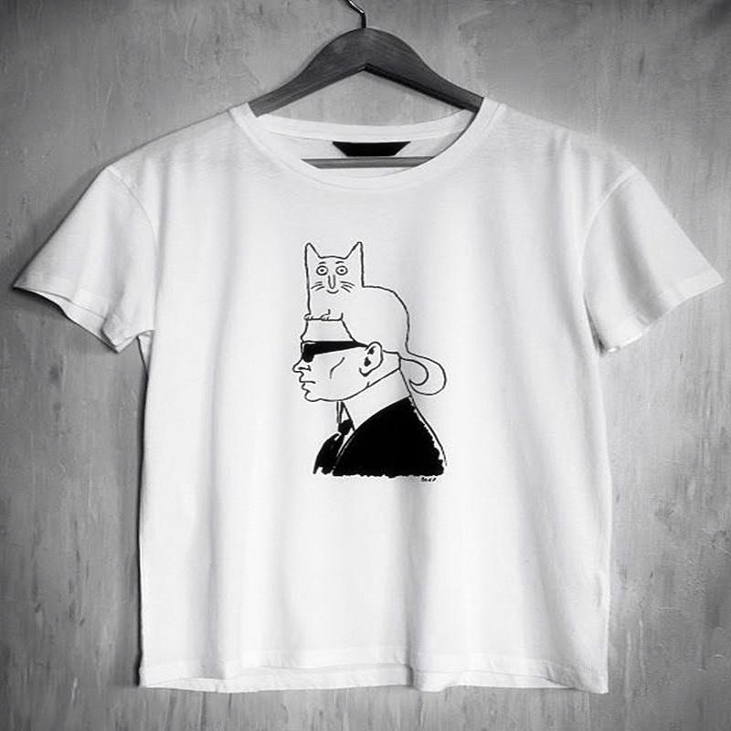 Naiste moe valge t-särk Summer New Hip hop Top Tee vabaaja pikkusega brändi rõivaste topid tänava kandmiseks ümmargune kaela särk