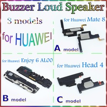 High performance Loud Speaker Buzzer Ringer For HUAWEI Mate8/Enjoy6 AL00/Head4  In Mobile Phone Parts Replacement +Tracking