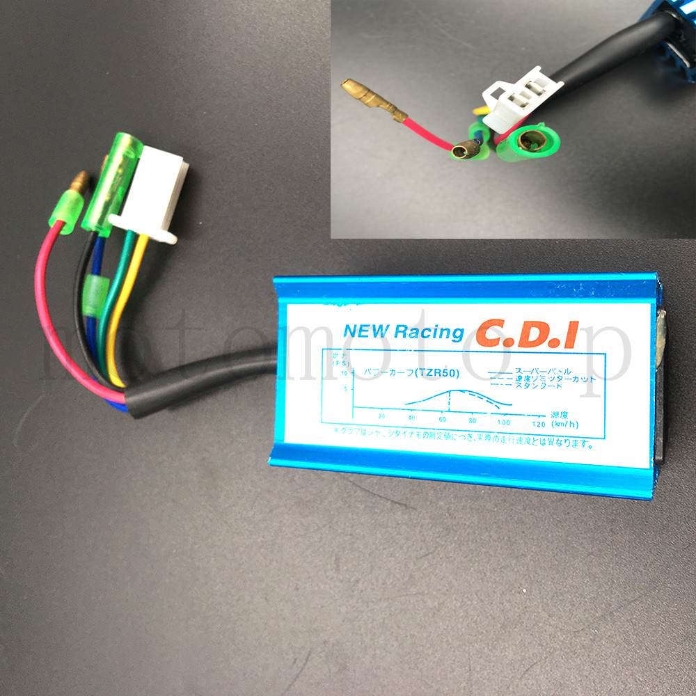 CDI Box Ignition Racing CDI Box Ignition for JOG Scooter Moped 2 Stroke 50CC 90CC
