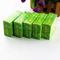 Мыло мощное средство для удаления акне! 100% чистый Эфирное масло чайного дерева лечебное мыло от угрей и удалить прыщ сужает поры лица Мыло