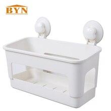 DQ-1604 BYN Bathroom Accessory Shower Caddy Corner Shelf Organizer Power Lock Suction Bath Storage Rack Holder For Shampoo,Soap