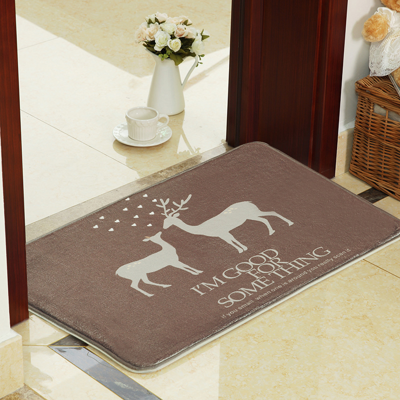 American Style Door Mat Nordic Carpet Room Defend Bath Living Room Toilet Bedroom Floor Rug-in Mat from Home \u0026 Garden on Aliexpress.com | Alibaba Group & American Style Door Mat Nordic Carpet Room Defend Bath Living Room ...