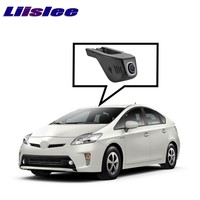 LiisLee Car Road Record WiFi DVR Dash Camera Driving Video Recorder For TOYOTA Prius XW50 2015~2017