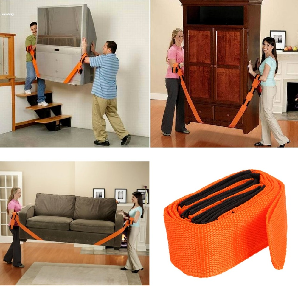 free shipping moving straps rope move belt for lifting furniture  - free shipping moving straps rope move belt for lifting furniture bedwardrobe heavy bulky items ergonomically designedin cords from home garden on