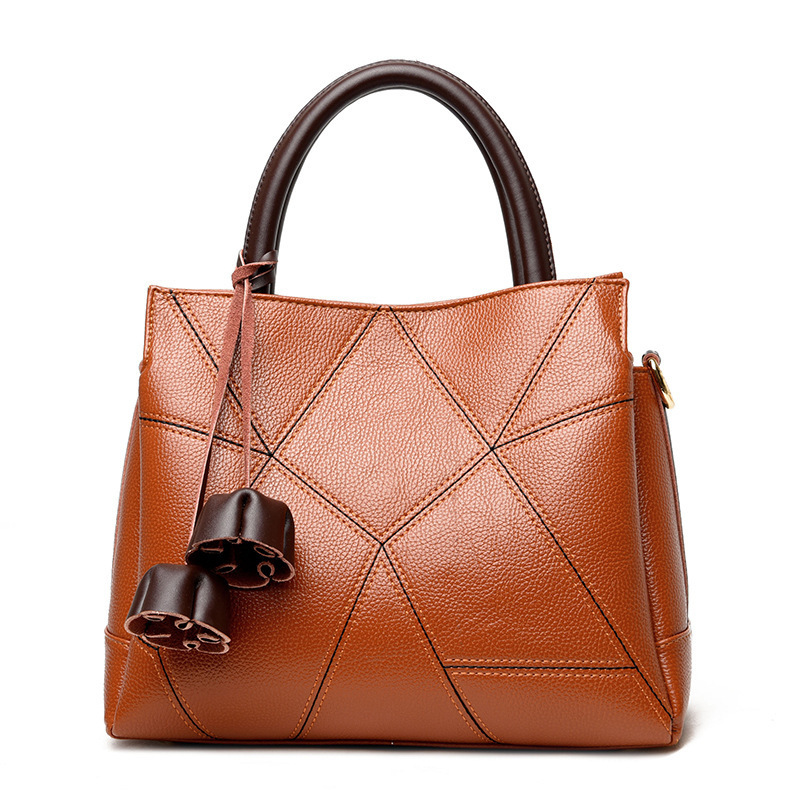 new Women Bags High-grade Genuine Leather Handbags Vintage Women Messenger Bag with Tassel Lady Shoulder Crossbody Tote Bags women bags high grade genuine leather handbags vintage women messenger bag with tassel lady shoulder crossbody tote bags louis