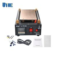 110 220V Uyue 948Q Built In Pump Vacuum Metal Body Glass LCD Screen Separator Machine Max