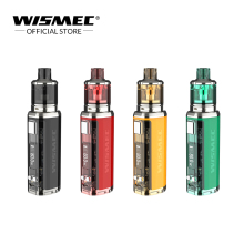 WISMEC SINUOUS V80 Kit with Amor NSE Tank 3ml Capacity 80w box mod Electronic Cigarette vape kit