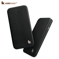Jisoncase Luxury Mobile Phone Cases For IPhone 6 6s 4 7 Flip Cover Microfiber Leather Case
