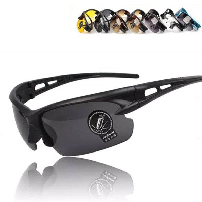 Super Pêche Lunettes lunettes de Soleil pour Homme à Vélo Lunettes De Pêche Accessoires Sport lunette polarisant oculos ciclismo
