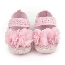 New Design font b Baby b font Shoes Cotton Fretwork Shallow Flower Non slip font b