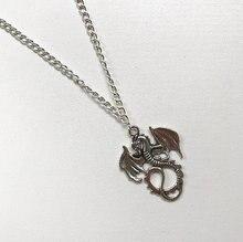 Dragon Pendant Jewelry Necklace