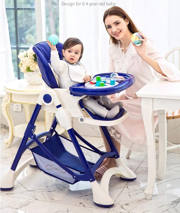 No Need To Install A Small Size Baby Dining Chair Foldable Multi-function Portable Home Child Baby Eating Chair Dining Chair