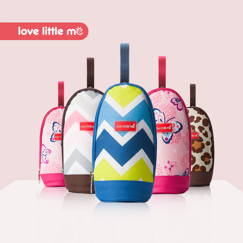 Amour peu me marque portable multifonction isolation sacs du sein lait frais-paquet de conservation biberon maman sac # M05A