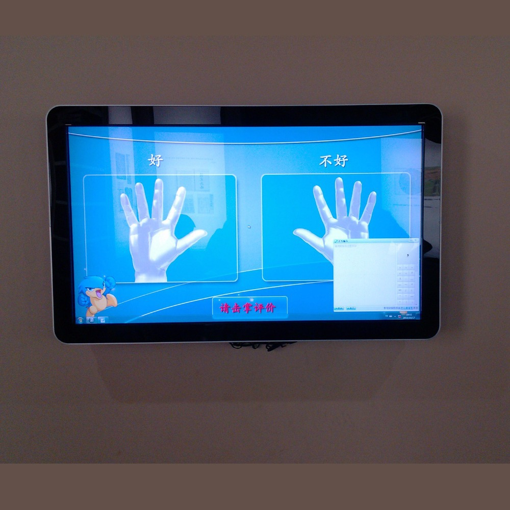 42 inch LED Interactive Wall Mount ad android hd display,Video ...