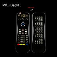[AVATTO] MK3 Retroiluminado mini Keyboard & Macphone Pente 2.4G Sem Fio IR Aprendizagem Controle Remoto Air Mouse Para Smart tv/Caixa Android/PC
